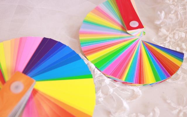 色彩の資格取得