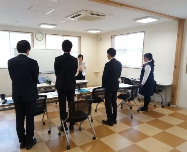社員研修2日間プログラムご依頼『ドコモショップ様(埼玉県)』実施報告